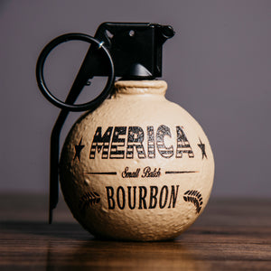 Merica Bourbon - Tan Bottle Breacher Frag
