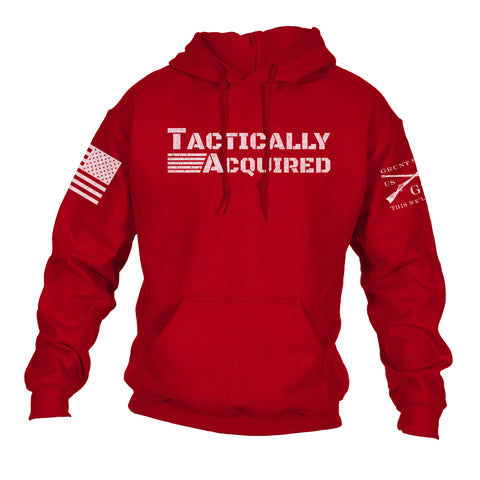 Tactically Acquired - Cardinal Red