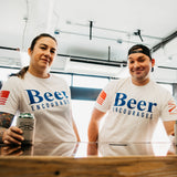 Beer Encourages Women's - White