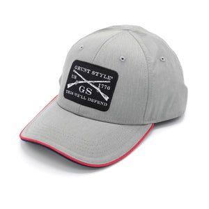 GS Woven Patch Lightweight Hat