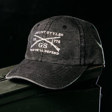 Load image into Gallery viewer, GS Charcoal Wash Hat