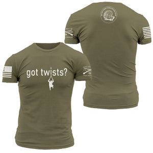 RCPT - Got Twists - Military Green