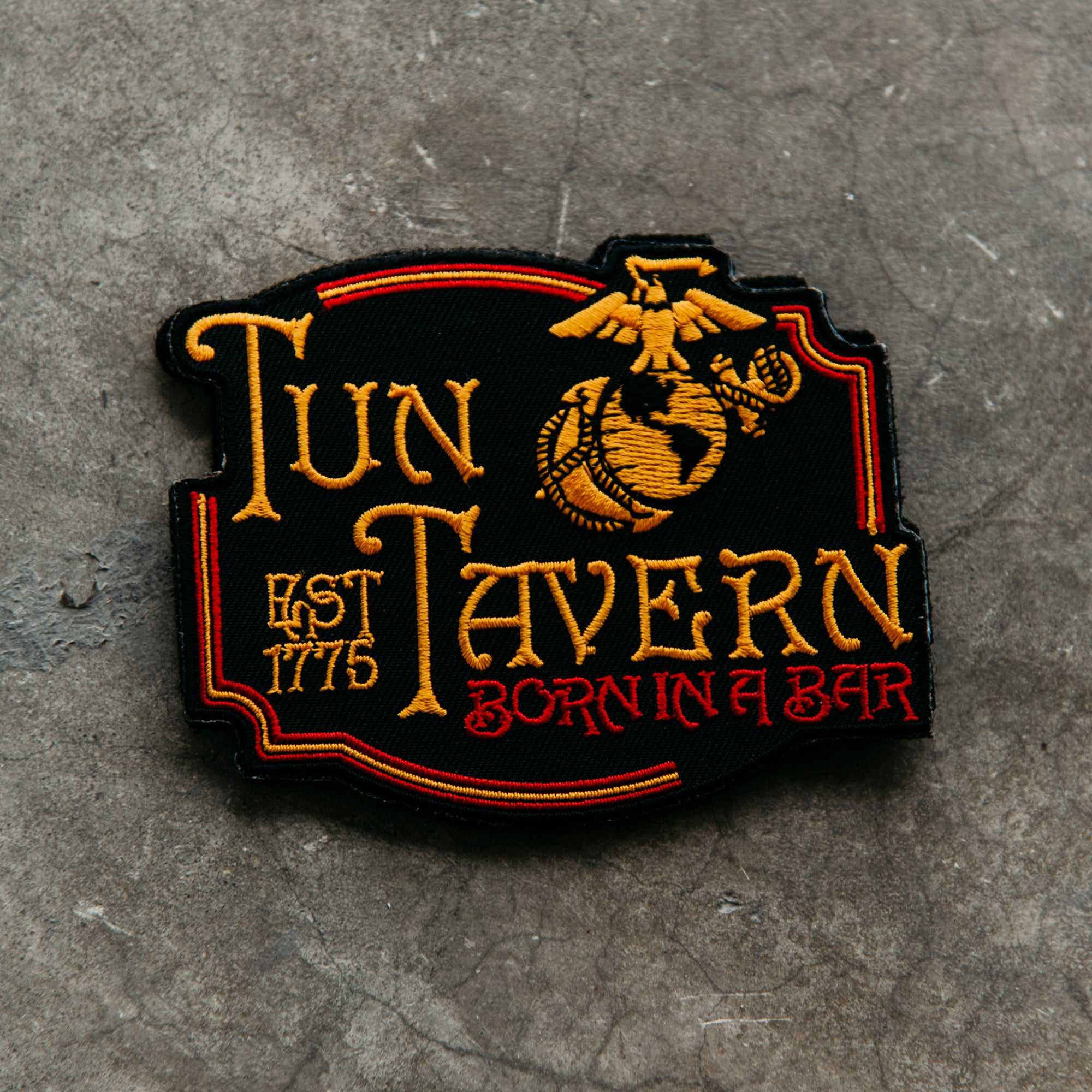 Tun Tavern Patch