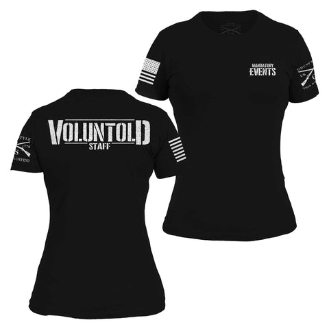 Voluntold - Women's