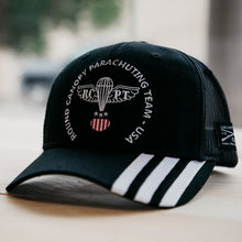 Load image into Gallery viewer, RCPT - Black Mesh Snapback