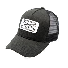 Load image into Gallery viewer, GS White Silicone Patch Hat