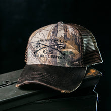 Load image into Gallery viewer, Realtree Xtra®GS Embroidered Logo Flag Hat
