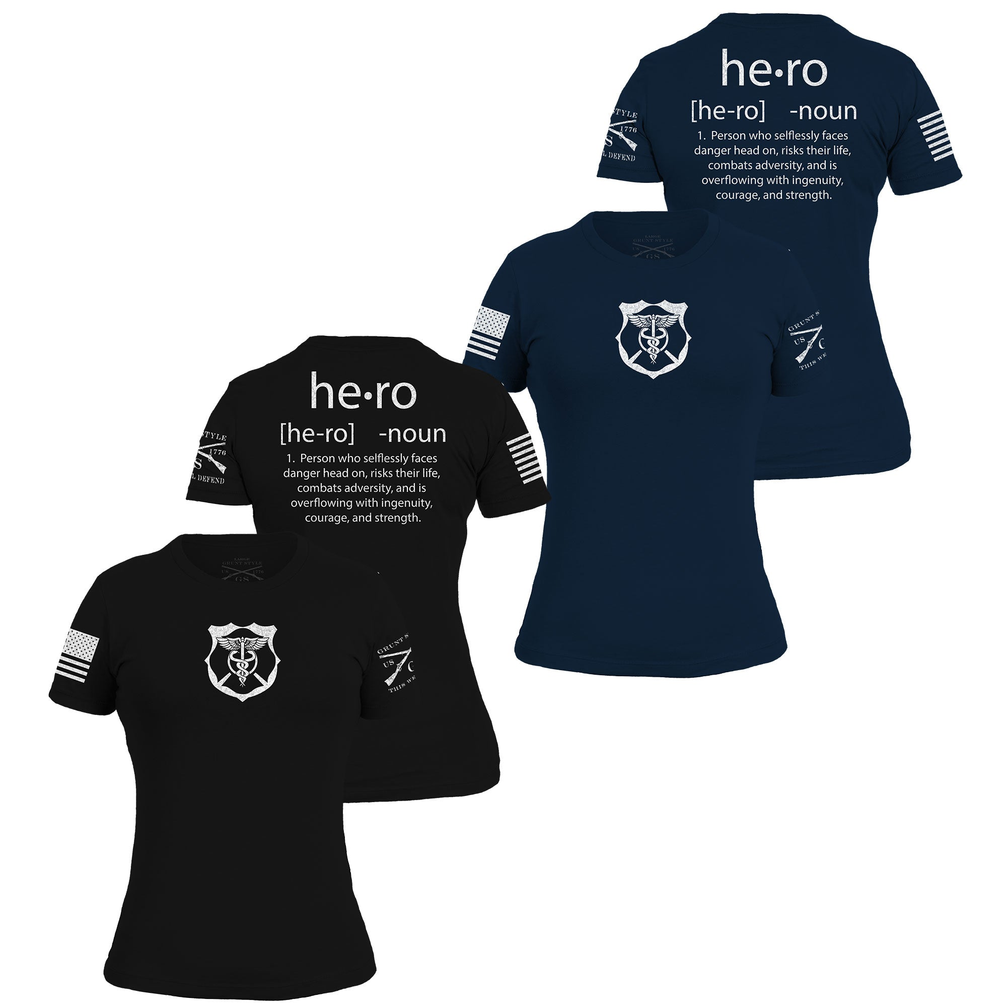 Hero Defined - Women's