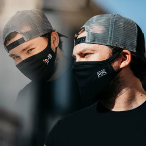 Grunt Style Reversible 2-Pack Face Mask