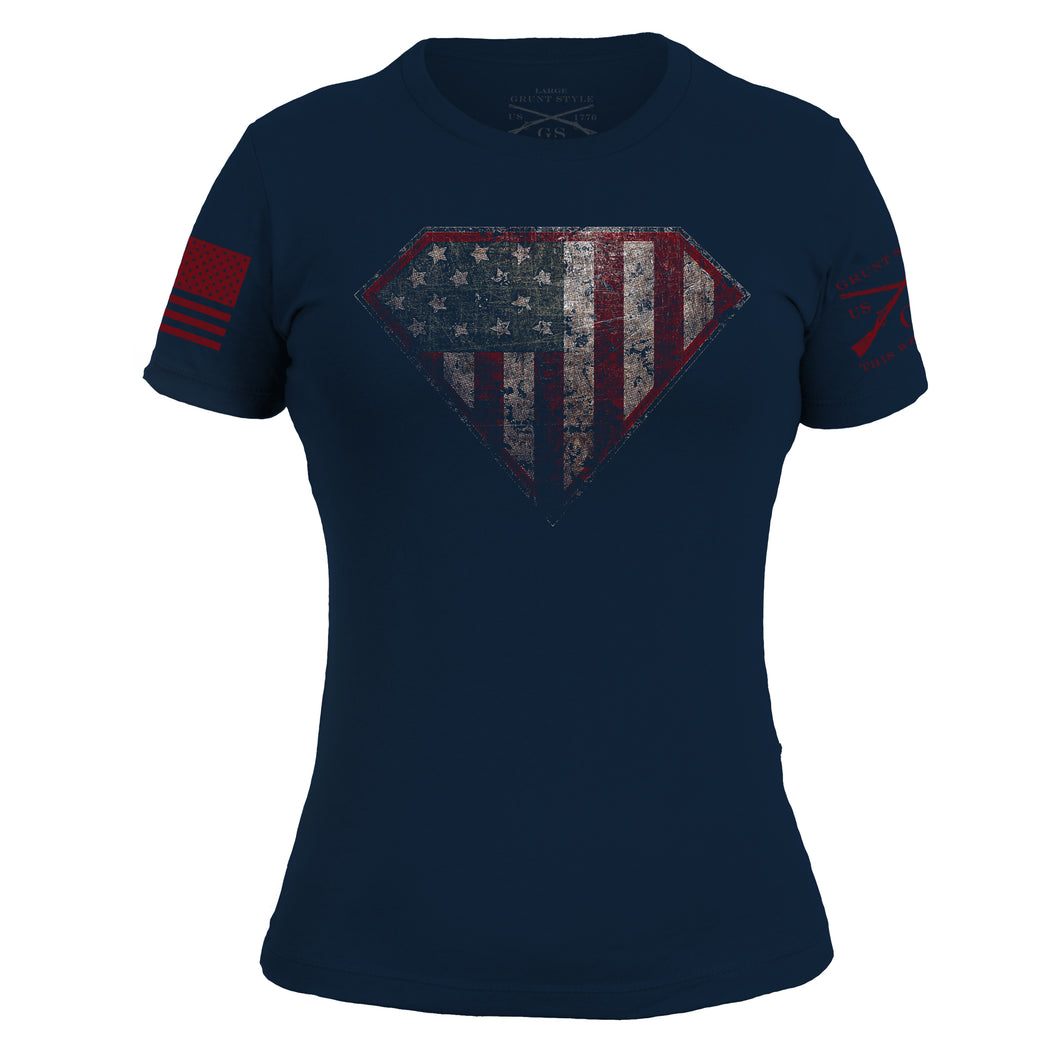 Super Patriot 2.0 - Women's