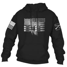 Load image into Gallery viewer, Ammo Flag Hoodie