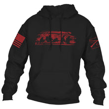 Load image into Gallery viewer, R.E.D. Friday Hoodie