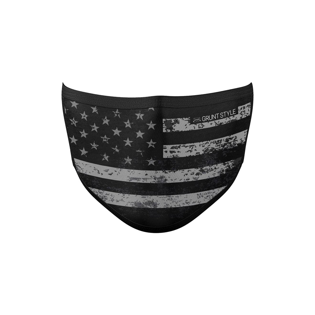 Spectre USA Flag Premium Face Mask