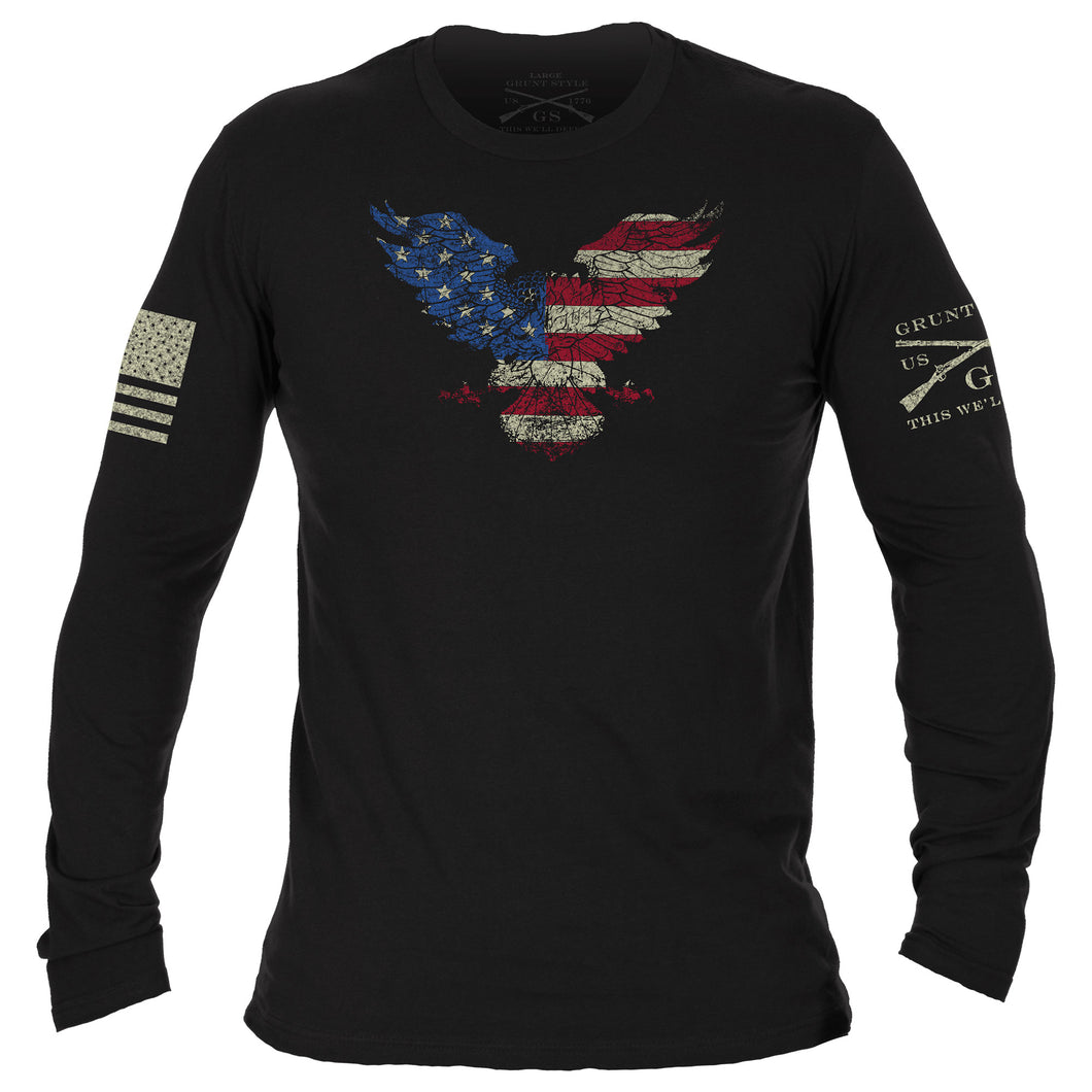 Freagle Long Sleeve - Black