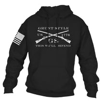 Load image into Gallery viewer, Grunt Style Logo Basic Hoodie