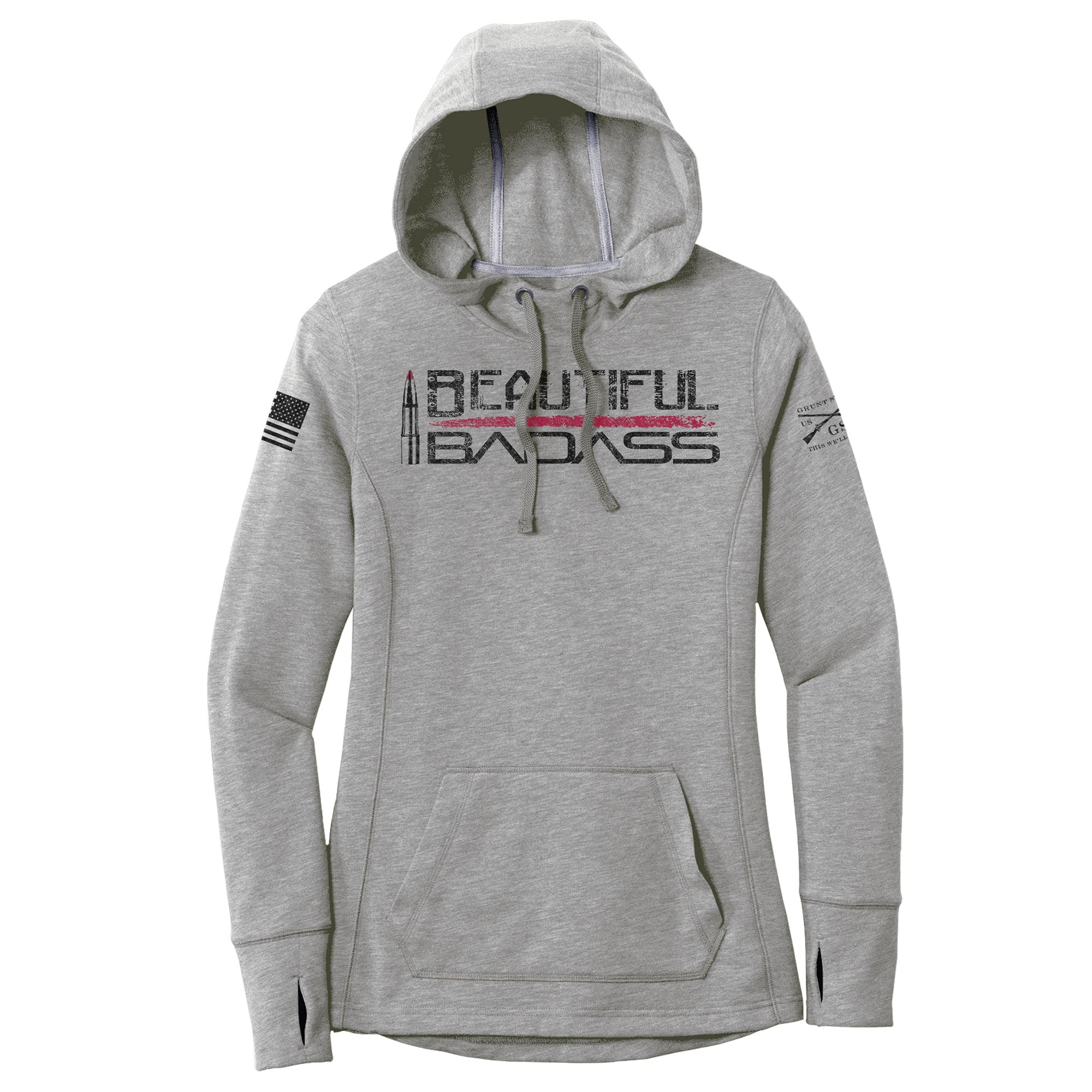 Grunt Style Vicious /& Delicious Womens Hoodie