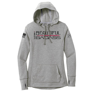 Women's Beautiful Badass Hoodie