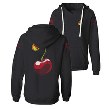 Load image into Gallery viewer, Cherry Bomb Women's Hoodie
