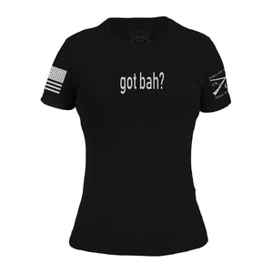 Got bah? - Women's