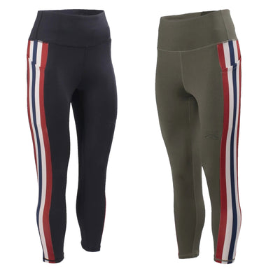 Black and Olive colors available in the Grunt Style Training Legging