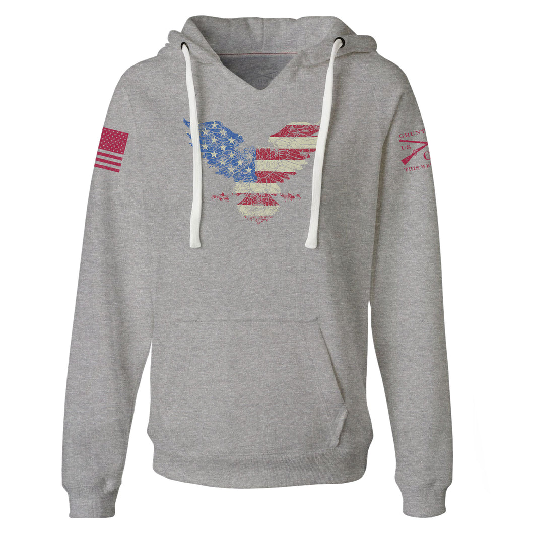 Women's Freagle Hoodie