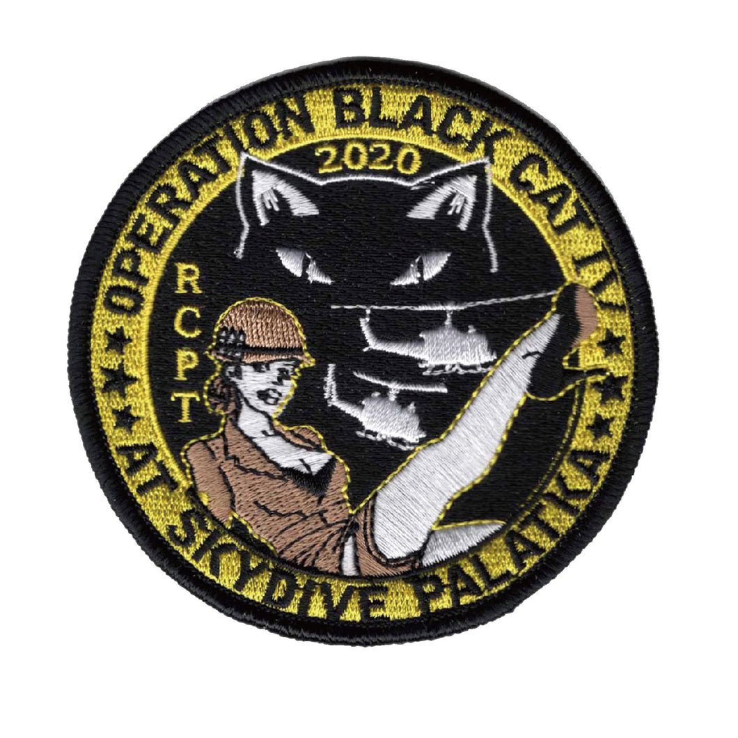 RCPT - Operation Black Cat Patch