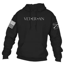 Load image into Gallery viewer, Woman Veteran Hoodie