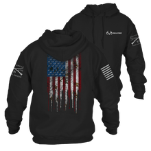 Load image into Gallery viewer, Realtree AP Snow® - Hunting Flag Hoodie