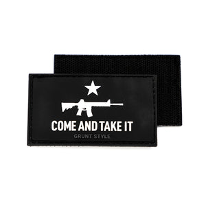 Come and Take It 2A Edition - PVC Patch
