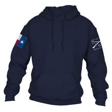 Load image into Gallery viewer, Texas Flag Pride Hoodie