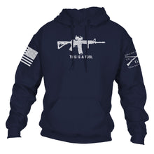 Load image into Gallery viewer, I Am The Weapon Hoodie