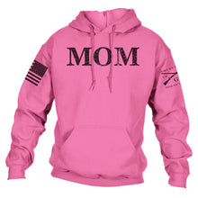 Load image into Gallery viewer, Mom Defined Hoodie - Azalea