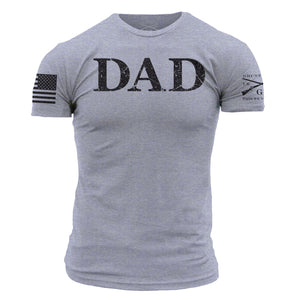 Dad Defined - Heather Grey