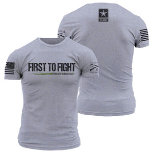 Army - First To Fight