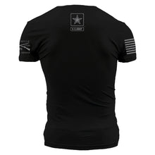 Load image into Gallery viewer, Army - Basic Back Logo - Black