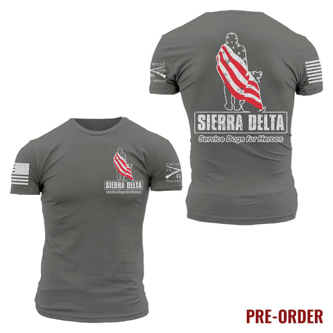 Sierra Delta - Service Dogs For Heroes