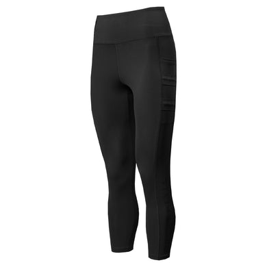Front of the Women's GS Utility Legging in Black