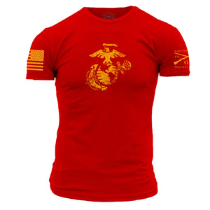 USMC Eagle Globe & Anchor Basic