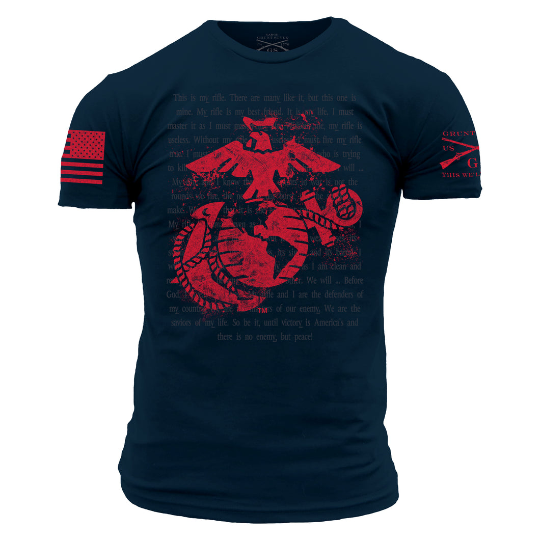 USMC - Rifleman's Creed