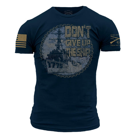 USN - Don't Give Up The Ship