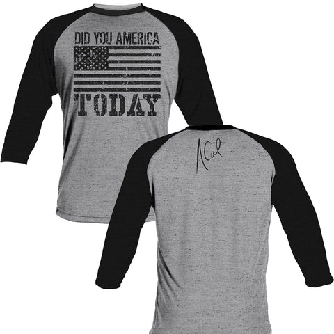 ACAL - Did You America Today Raglan