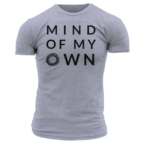 Mind Of My Own - Men's