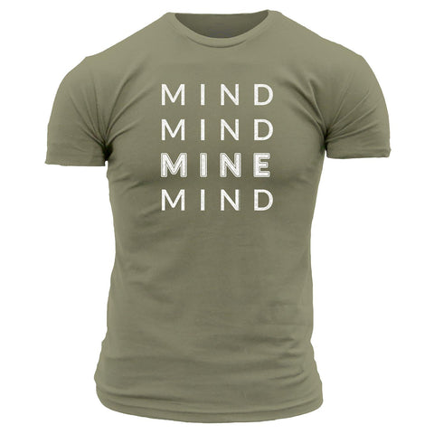 Mind Mind Mine Mind Men's - Light Olive