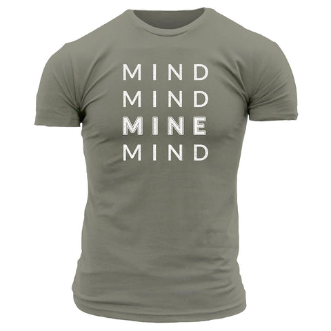 Mind Mind Mine Mind Men's - Warm Grey