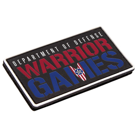 Warrior Games 2017 - PVC Patch