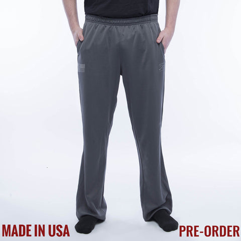 Men's Athletic Pant - Charcoal