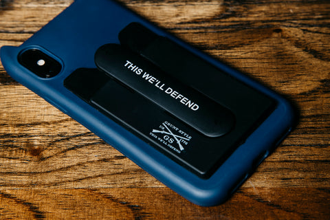 Grunt Style Silicone Phone Wallet