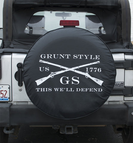 Grunt Style Tire Cover