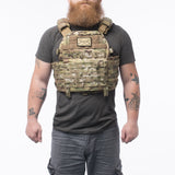 GS MultiCam Plate Carrier w/Plates