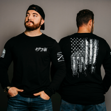 Load image into Gallery viewer, 1776 Flag Long Sleeve
